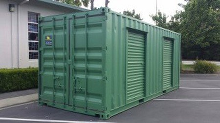gold storage shipping container thumbnail