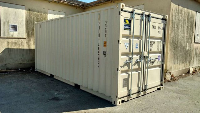 40ft new storage container - Storage Containers For Sale