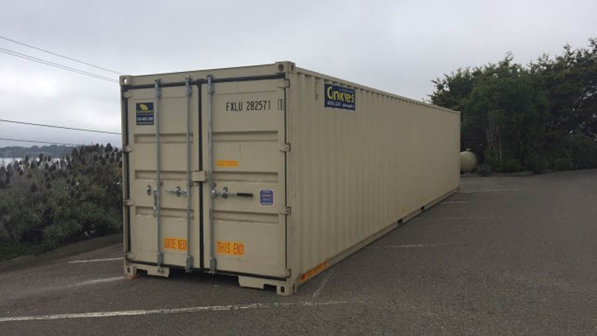 New 40ft shipping container for sale