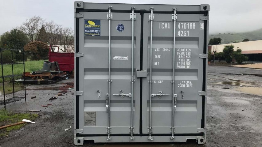 new 20' Shipping container for sale