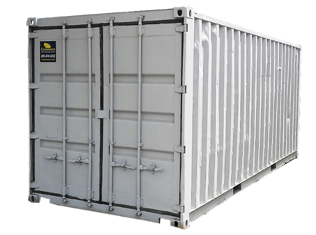Refurbished shipping containers for sale
