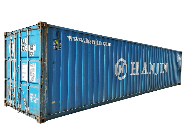 certified used shipping containers for sale