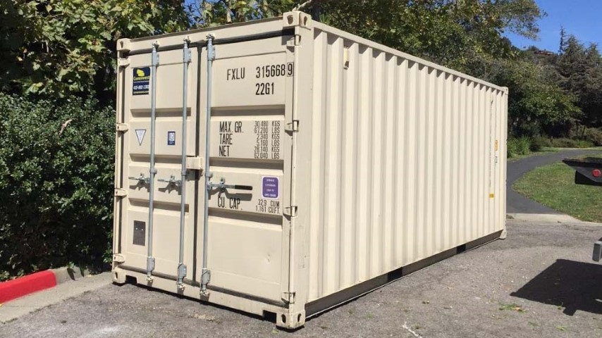 20' Shipping container for sale