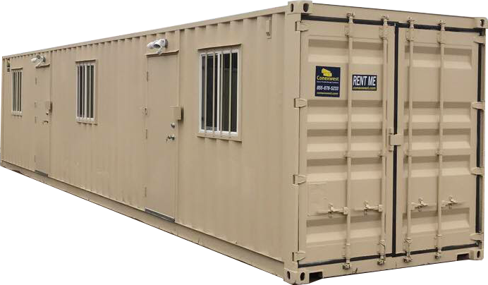 40ft Office Container for rent