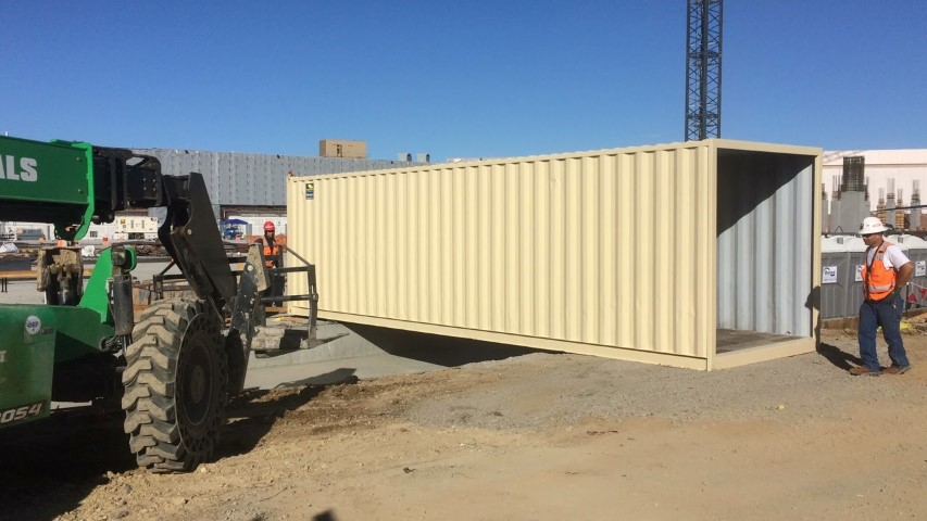 30' Walkway container bridge for rent