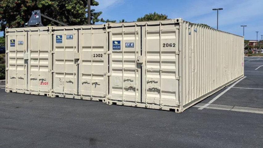 40ft storage container for rent