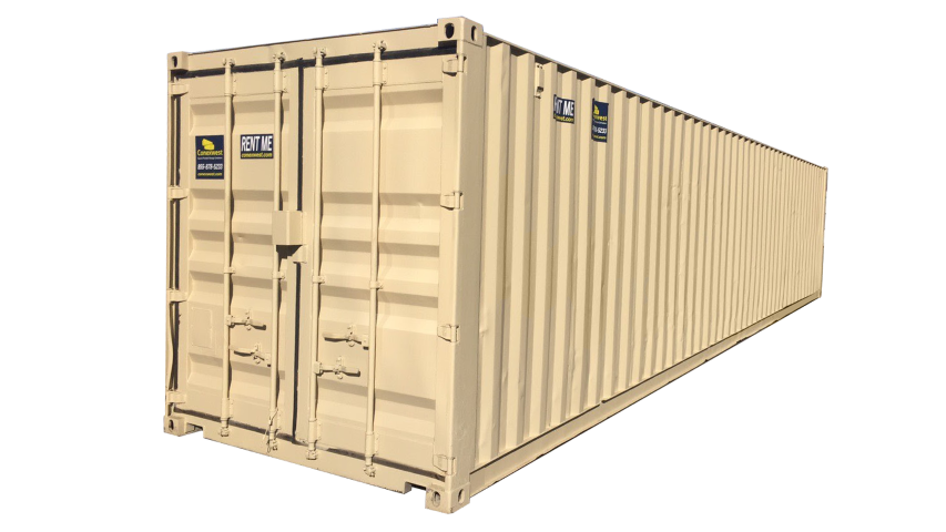 High Cube Storage Container for rent
