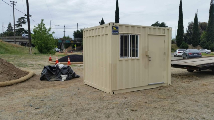 10' Office Containers for rent