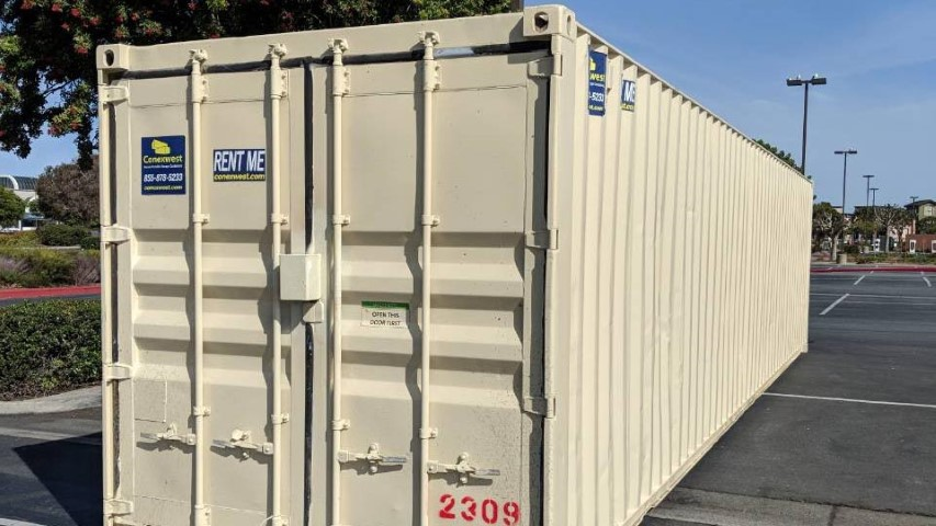 40 Storage Containers Conexwest Shipping Containers