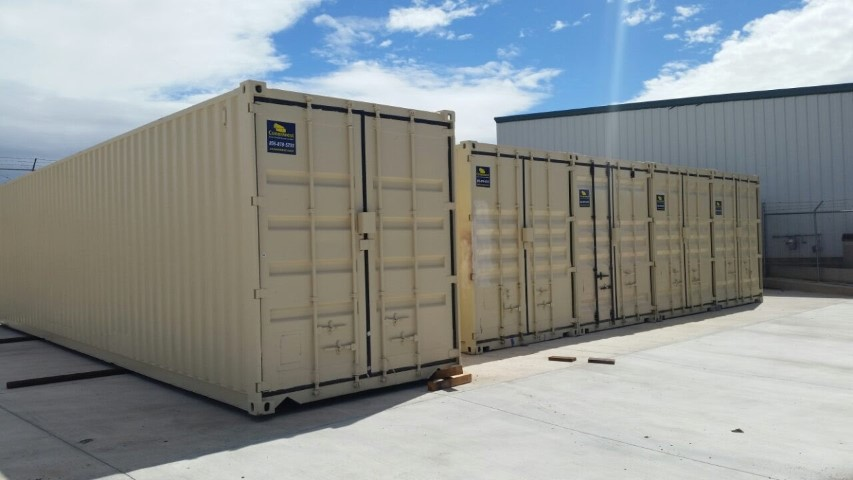 40ft high cube storage container for rent