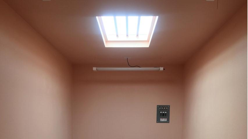 2x6 skylight