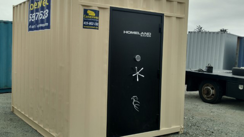 safe doors