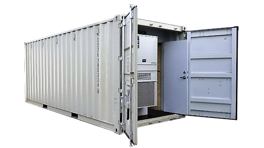 20' Mining shipping containers for sale