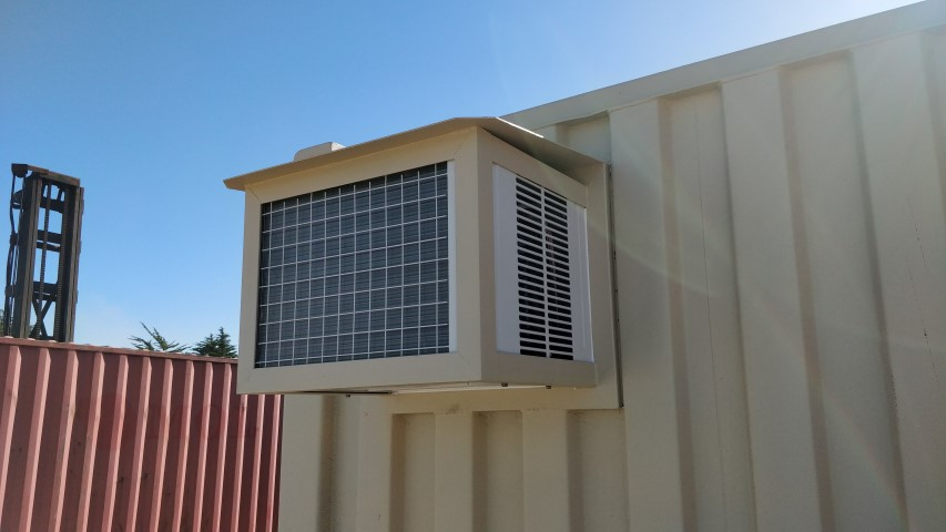 Air conditioners for shipping containers for sale
