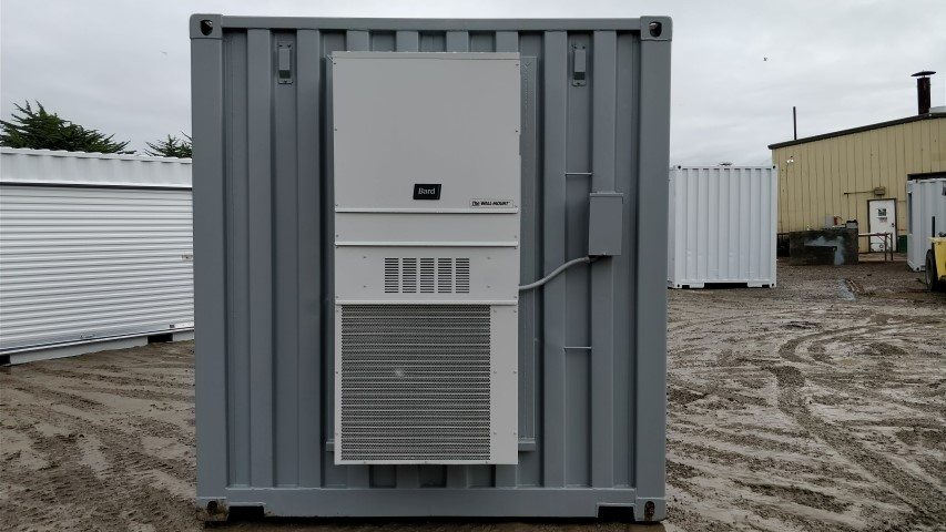bard air conditioner for shipping container