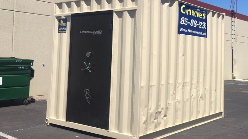 Safe door for shipping containers for sale