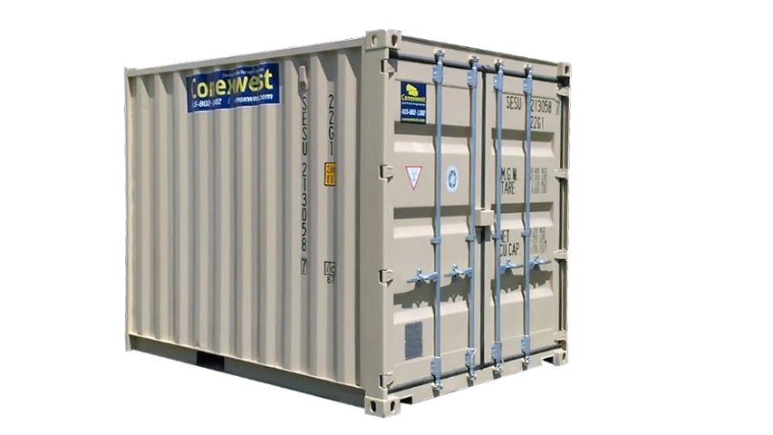 10ft storage container for rent