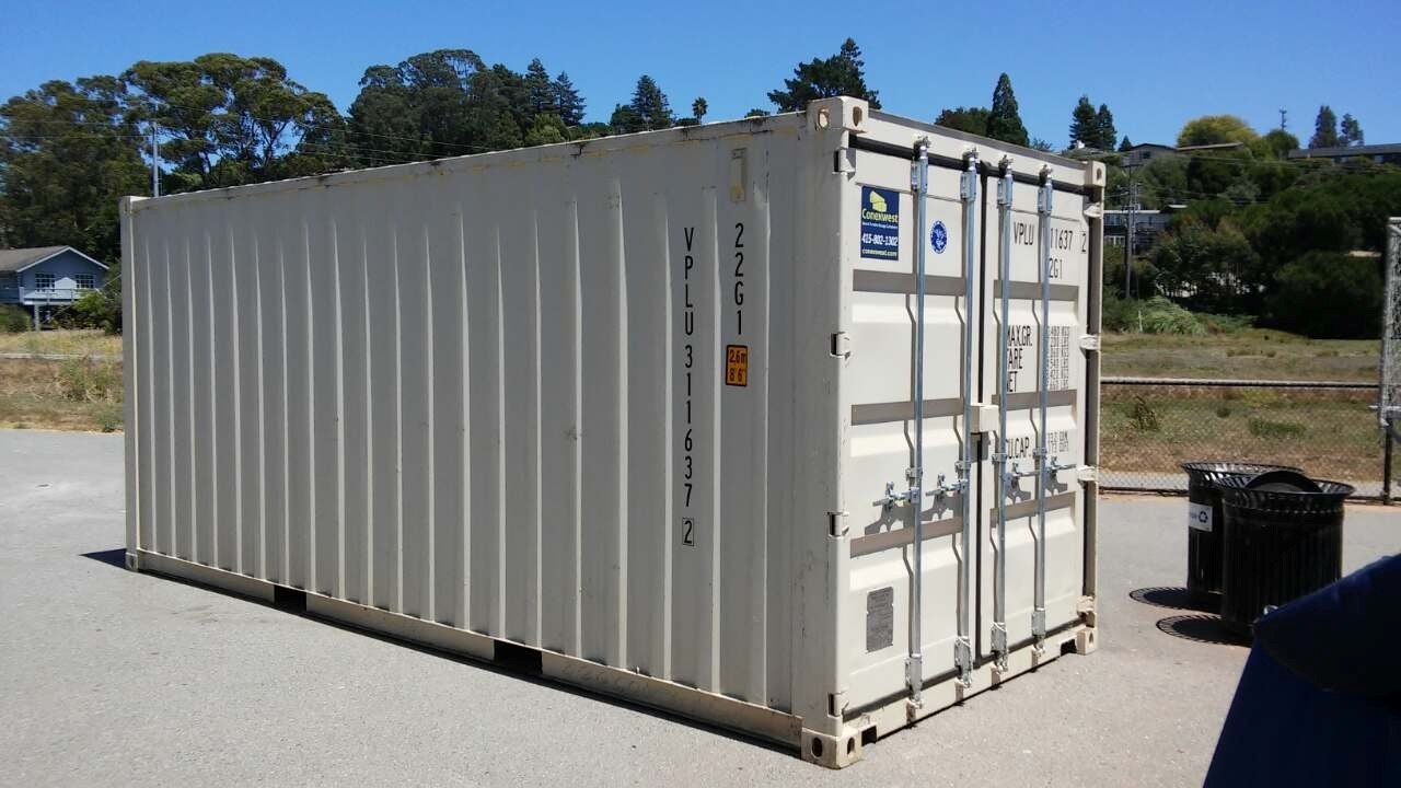 20 Storage Containers Conexwest Shipping Containers