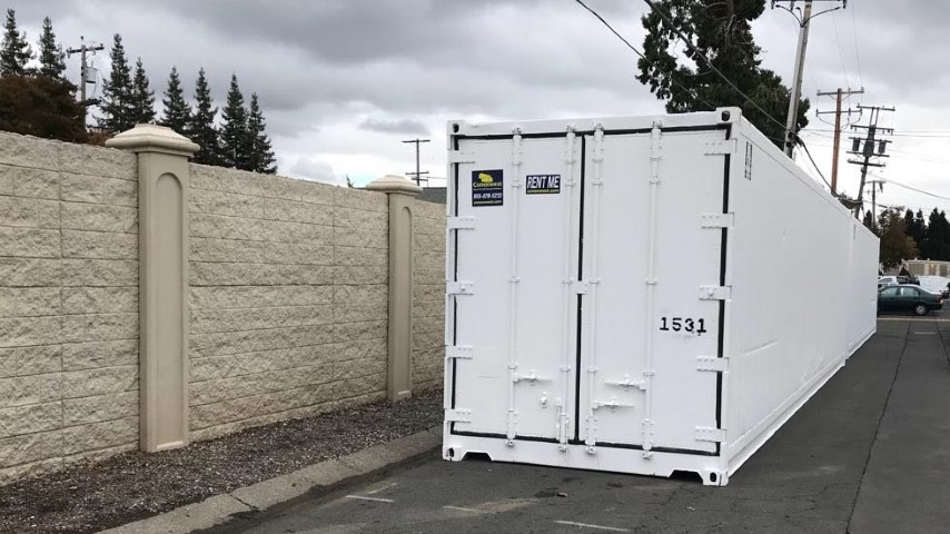 40 Ft refrigerated container for rent