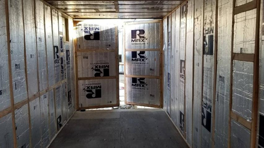 Rmax Thermasheath-3 insulation for shipping containers for sale