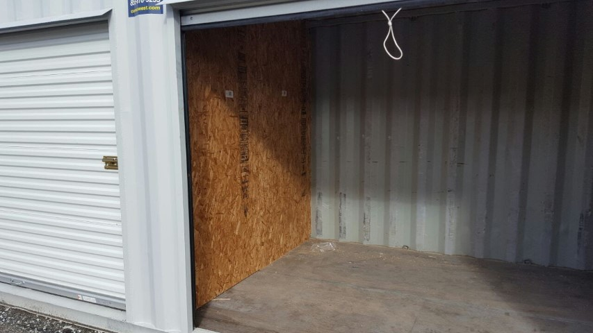 plywood separation walls