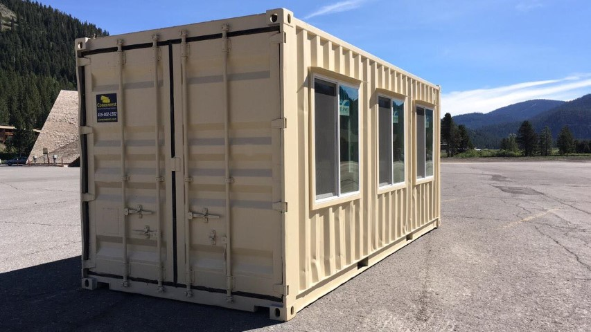 4x4 Window for shipping Container