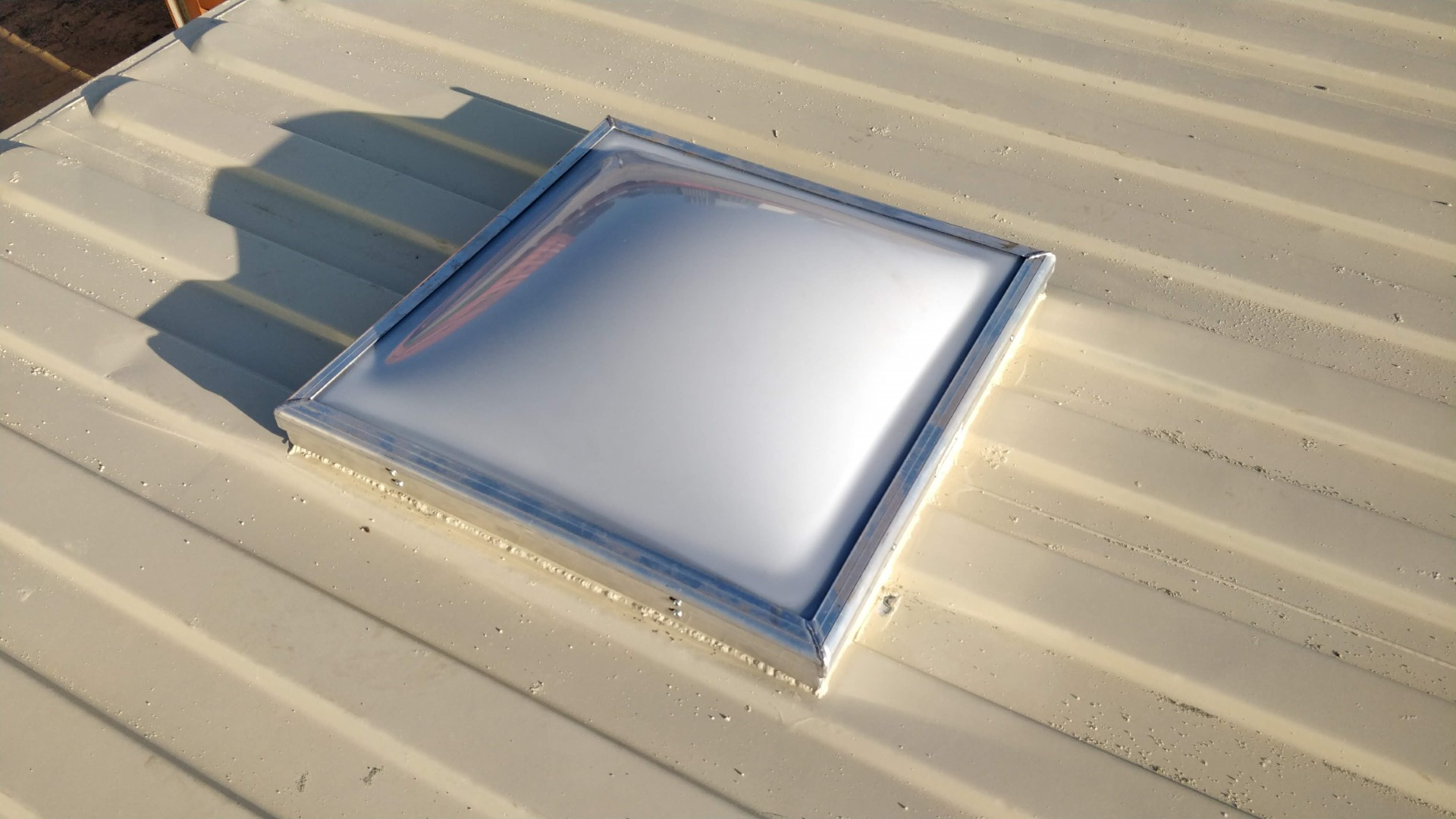 2x2 Skylight for shipping containers for sale
