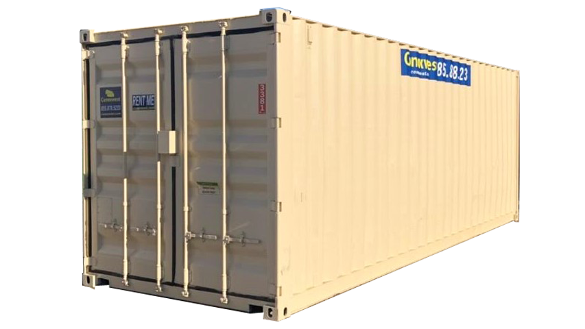 24ft storage container