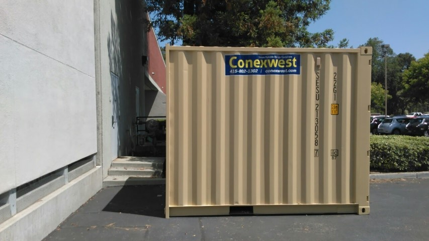 10' New storage container for sale