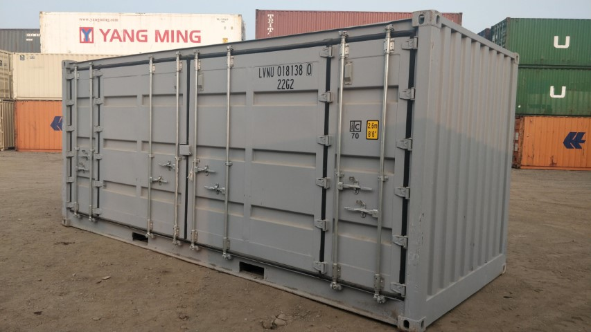 New 20ft open side shipping container for sale