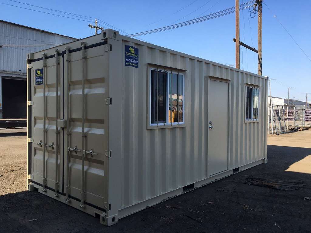 20ft mobile office container for sale