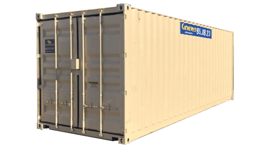 24' Storage container for sale