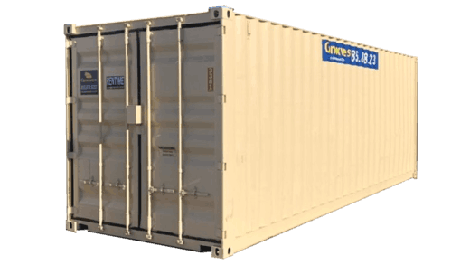24' Storage container for rent