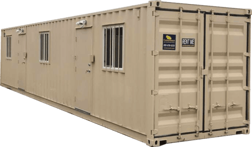 40' Office container for sale