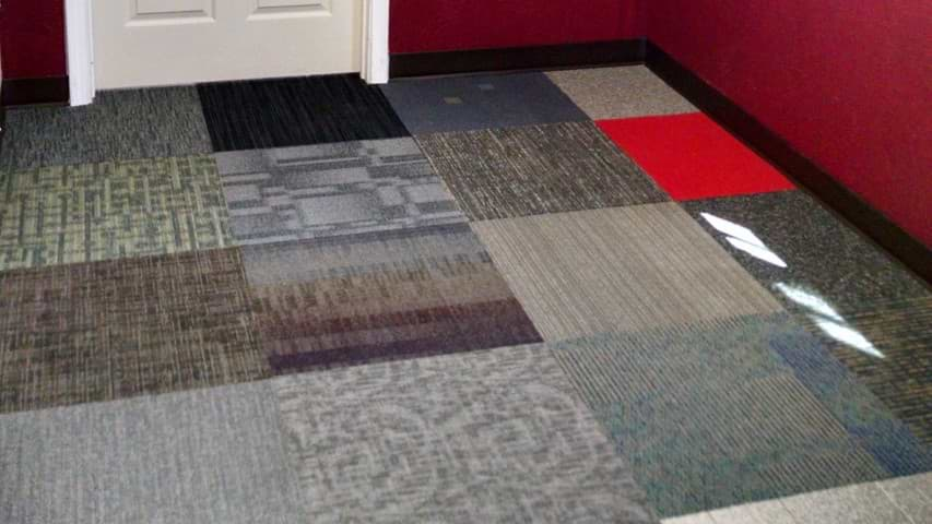 Carpet floors for shipping container for sale