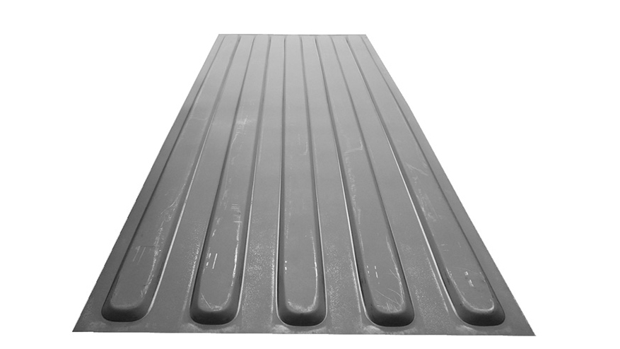 Roof panel part