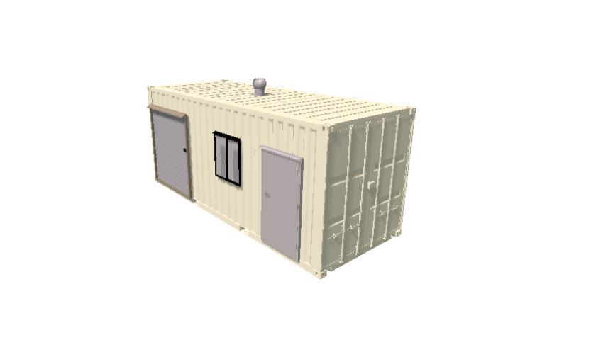 The Conexwest 3D Builder: Visualize your container project now