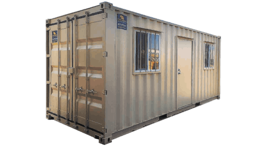 20' Office container for rent