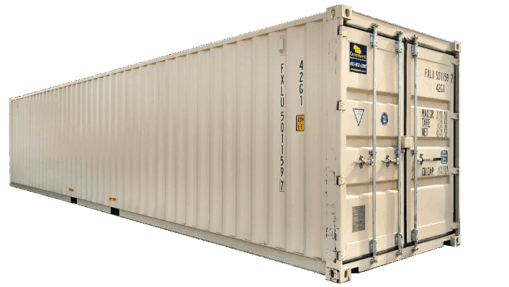40' Shipping container for rent