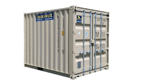 10' Storage container for rent