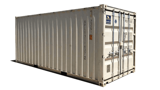 20' Storage container for rent