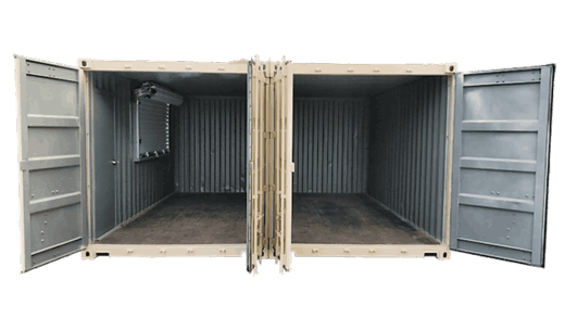 Custom designed joined containers for sale