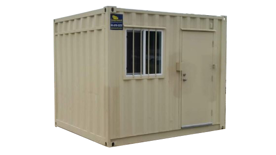 10' Office container for rent