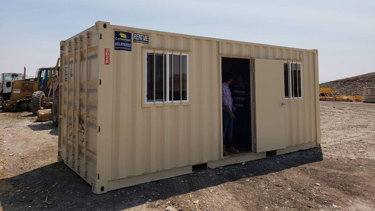 20 office container for rent