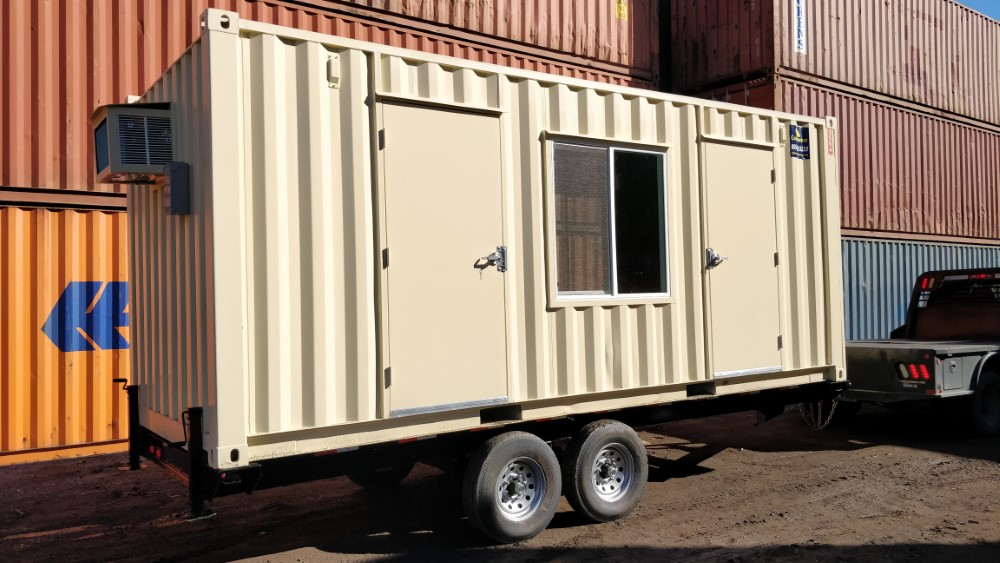 40ft modified shipping container