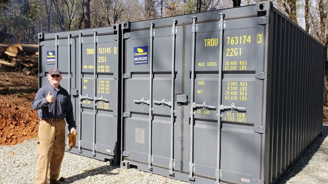 20' Shipping containers for sale