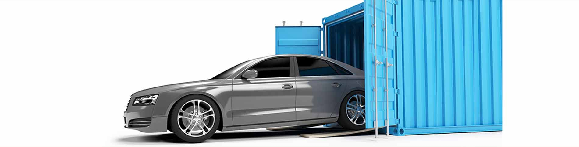 Car Storage Containers for Shipping & Parking | Conexwest