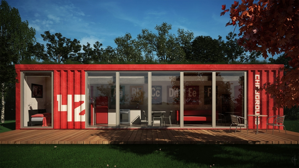 shipping container classrooms