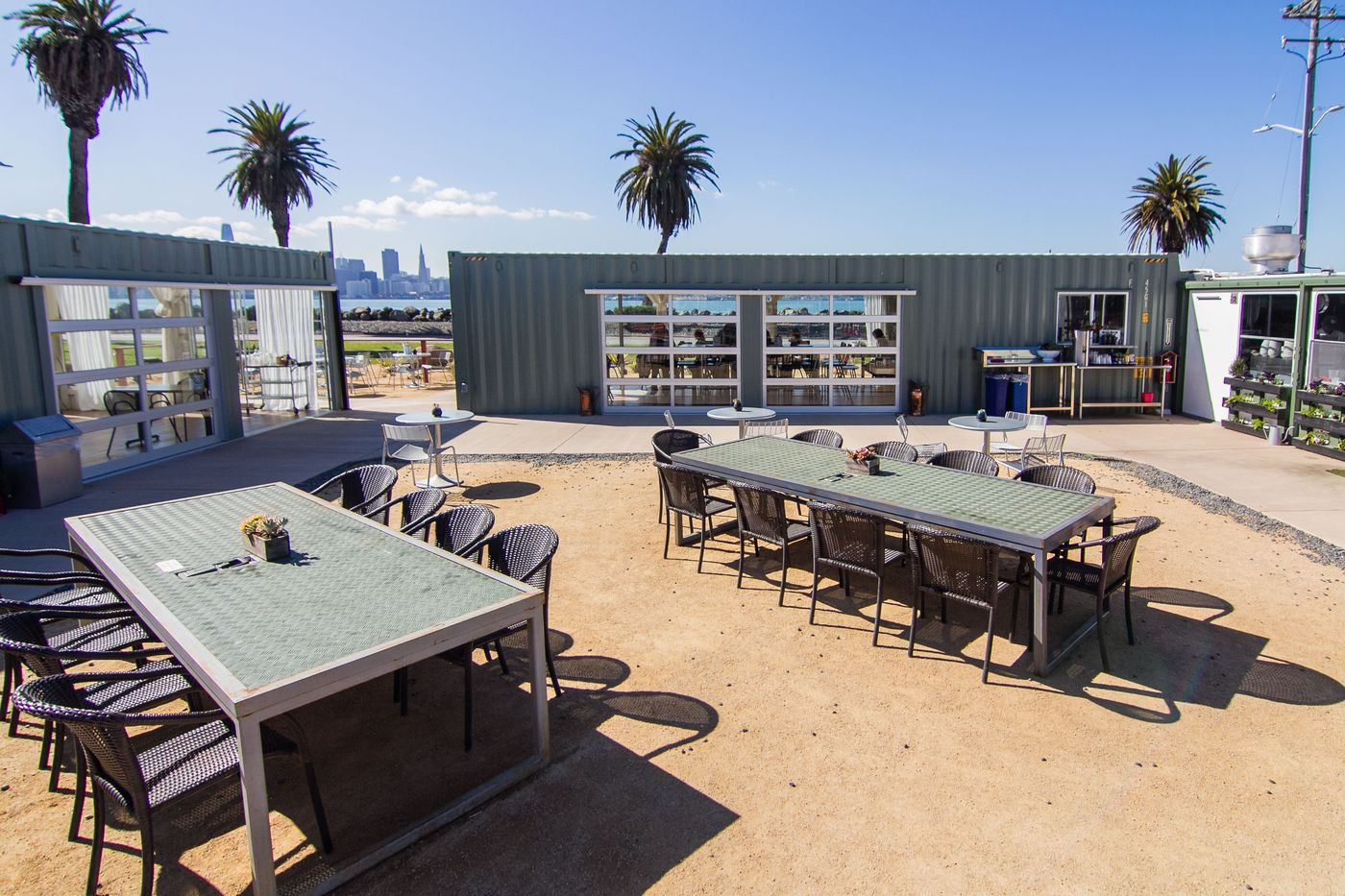 The Rise of Shipping Container Restaurants