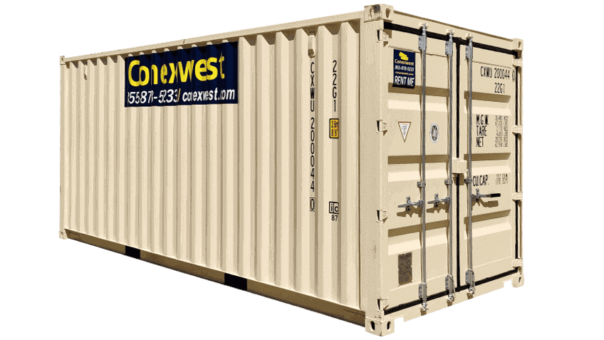 Rent 20ft storage container